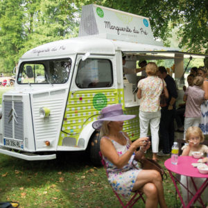 food truck evenement glace