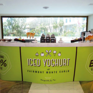machine yaourt glace bio restaurateur