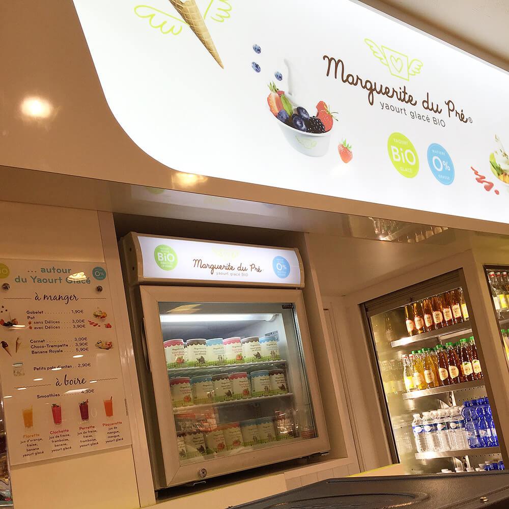 miam bio yaourt glace