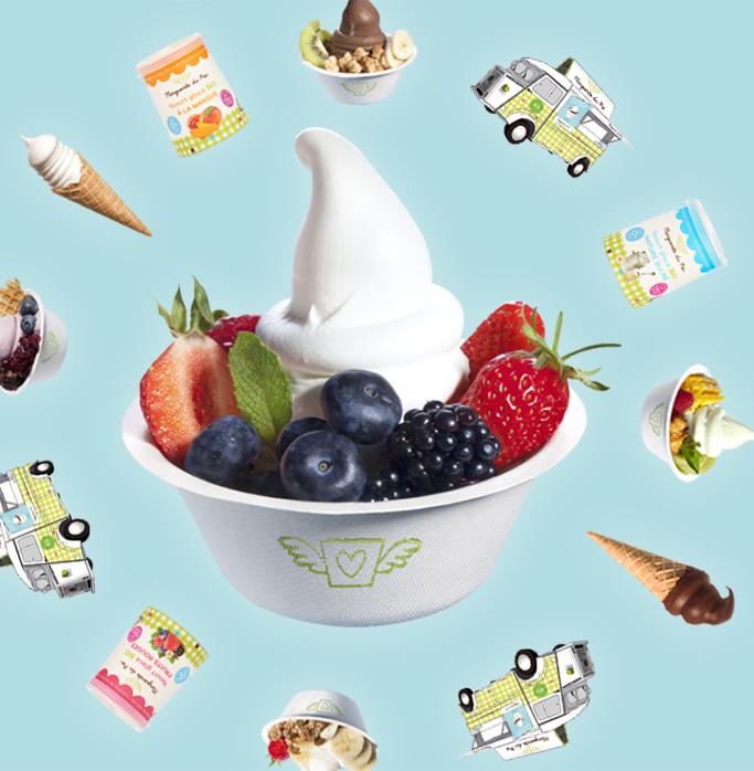 yaourt glacé bio
