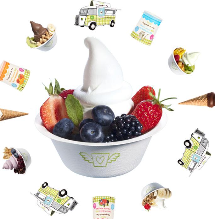 le yaourt glacé bio